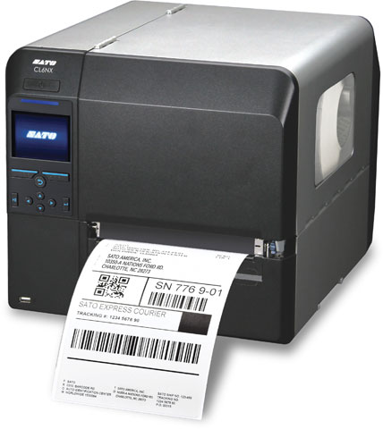 Sato CL6NX Plus Printer