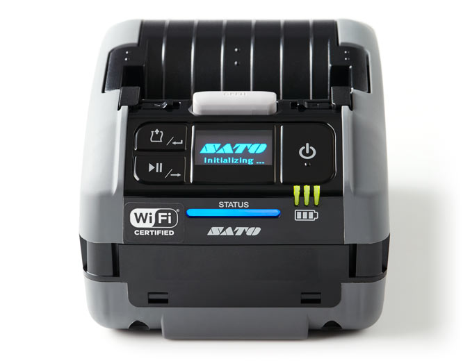 Sato PW2NX Mobile Printer